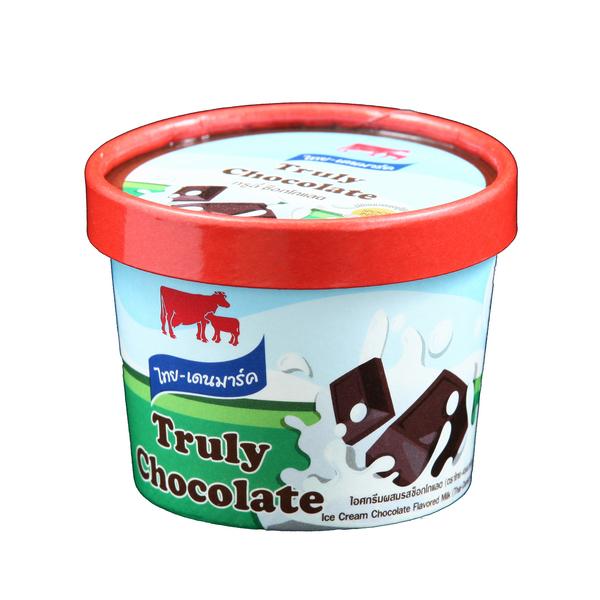 ไอศกรีมช๊อกโกแลต